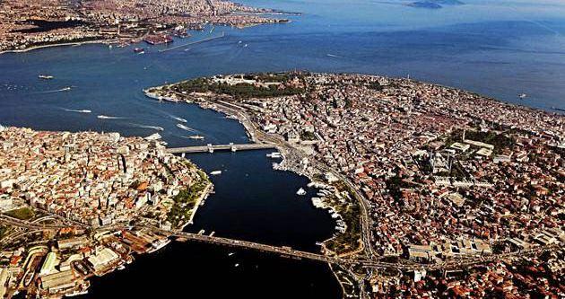 Kadıköy'den Yenikapı üç dakika