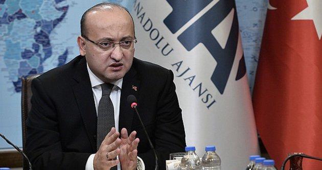 Yalçın Akdoğan: Paralel yapılanmalara müsamaha göstermeyiz