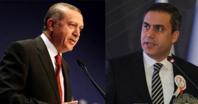 Erdoğan ve Fidan'dan suç duyurusu
