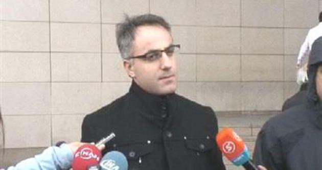 Gazeteci Özmen Dumanlı'dan şikayetçi oldu