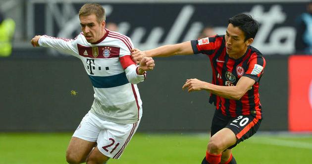 Bayern Münih'te  Lahm şoku
