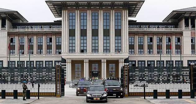 TOKİ'den Cumhurbaşkanlığı sarayı açıklaması