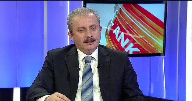 Mustafa Şentop: Diyalog zemini seçimde de sürecek