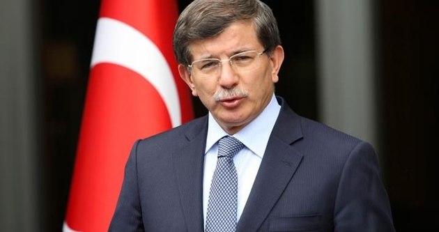 Başbakan Davutoğlu Irak'a gidecek