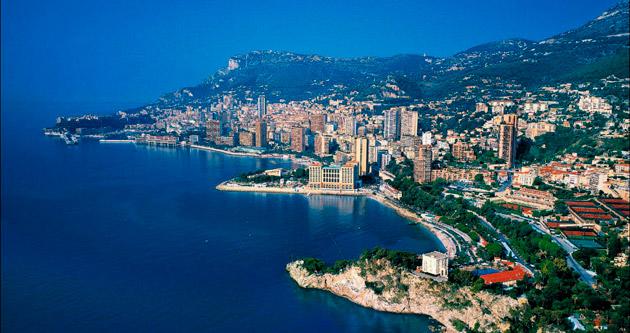 Rüyalar ülkesi Monako