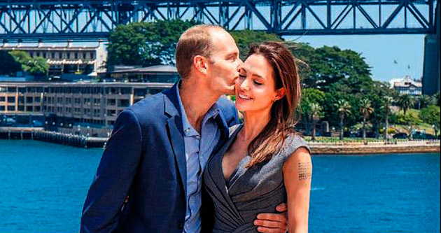 Sidney'den Angelina geçti