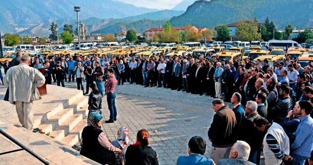 Büyükşehir'e isyan var