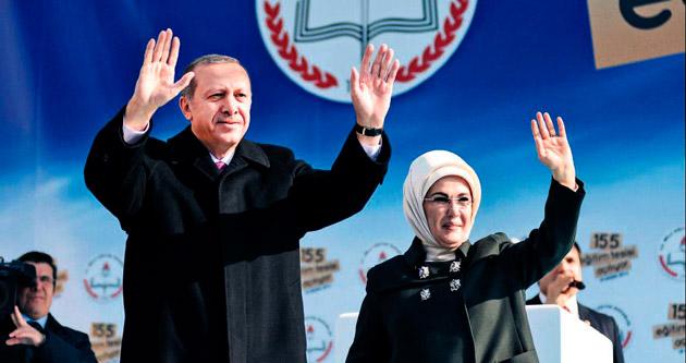Ankara'da 155 eğitim tesisi açıldı