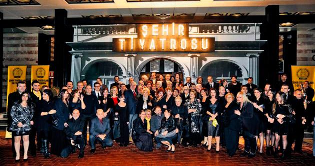 Şehir Tiyatroları 100 yaşında...