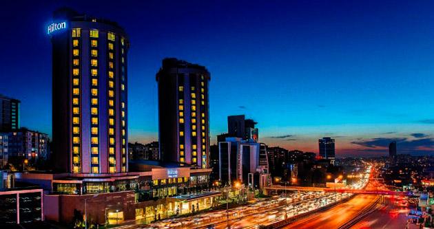 Hilton Kozyatağı hedef büyüttü