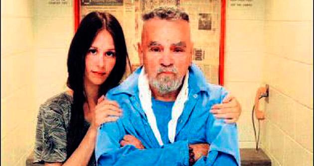 Seri katil Charles Manson 'ziyaretçi'siyle evleniyor
