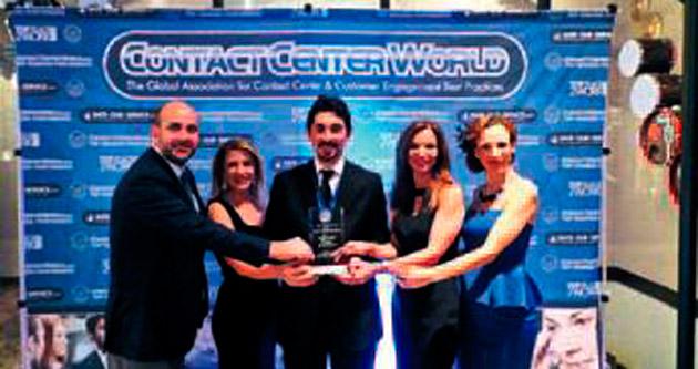 Turkcell Global Bilgi dünya birincisi oldu