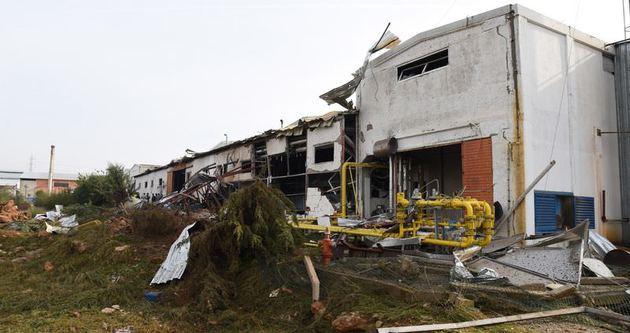 Fabrikada kazan patladı, 2 ölü 5 yaralı