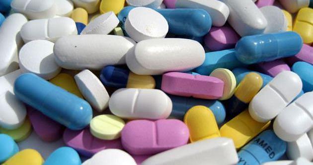 Kişi başına 25 kutu ilaç düşüyor