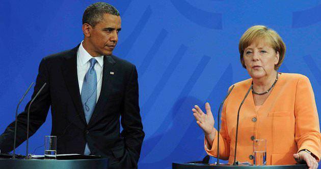 Almanya ve ABD'nin Türkiye hainliği