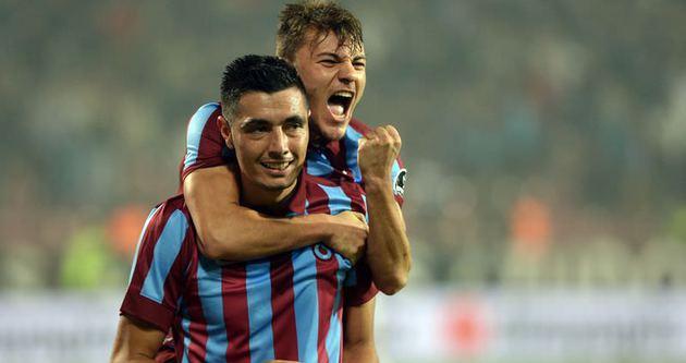 Trabzonspor'un kozu Cardozo