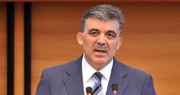 Abdullah Gül ifade verdi, danışmanı açıklama yaptı
