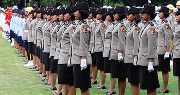 Kadın polislere bekaret testi!
