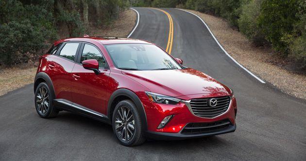 Mazda CX-3 geliyor