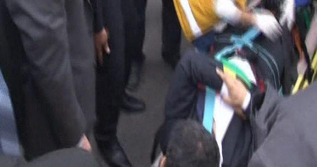 AK Parti milletvekili Mahmut Kaçar kaza geçirdi