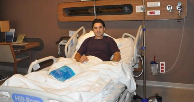 Uğur Boral ameliyat edildi