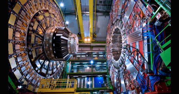 CERN'de heyecanlandıran keşif
