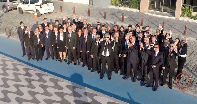 Türkiye Mükemmellik Ödülleri sahiplerini buldu