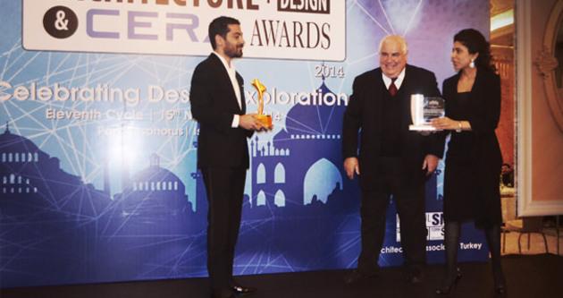 Altın Genç Mimar Ödülü sahibini buldu