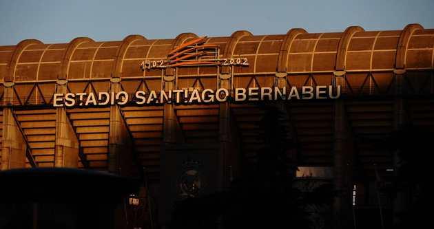 Santiago Bernabeu'nun adı değişiyor