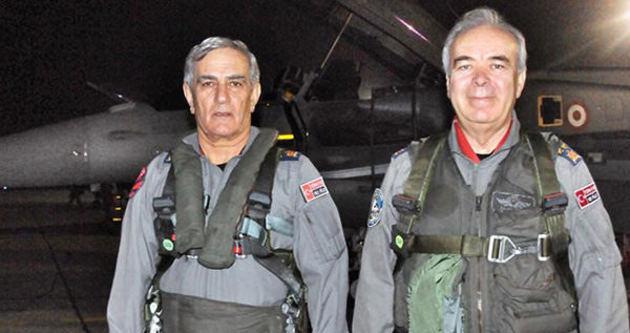 Türk Hava Kuvvetleri'nde ilk