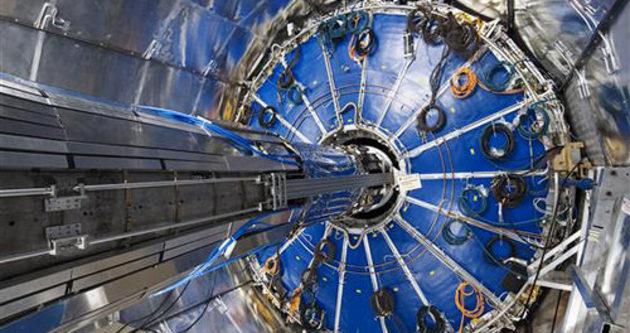 CERN'de yeni keşif!