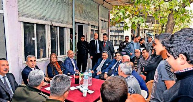Yerel yönetimlerle işbirliği yapılacak