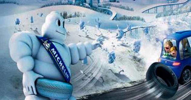 Michelin mont hediye ediyor