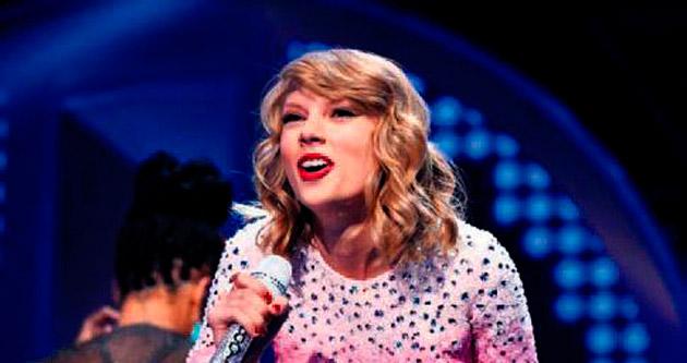 Taylor Swift yine sevindirdi