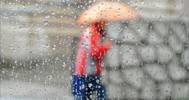 Hava durumu - Kuvvetli yağış uyarısı