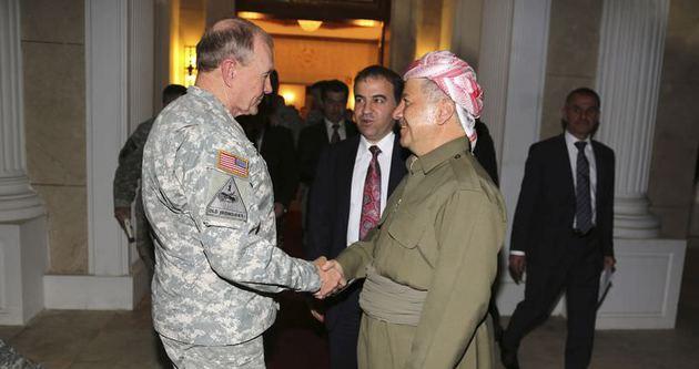 Barzani: Onlar Saddam'dan da gaddar!