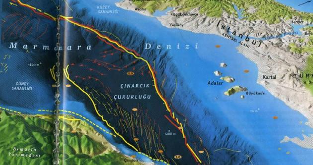 İşte İstanbul'un olası bir depremde en tehlikeli ilçeleri