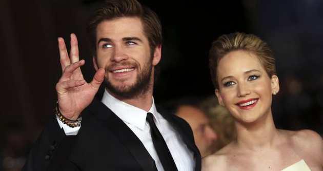 Jennifer Lawrence'nin rol arkadaşı Liam Hemsworth'tan şaşırtan itiraf