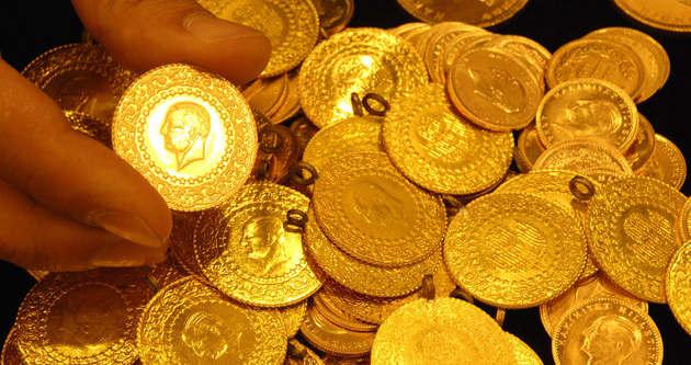 Altın fiyatları yukarı döndü