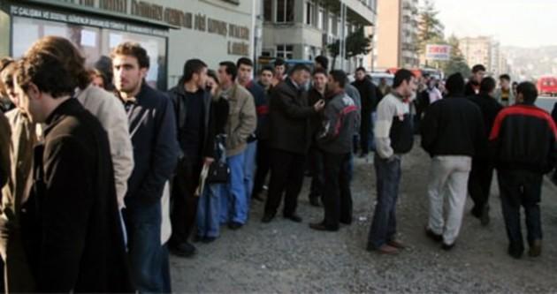 'İşsizlik rakamları yüzde 10'un çok altında'