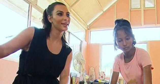 Kim Kardashian reddedildi