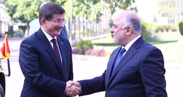 Davutoğlu: İbadi 24 Aralık'ta Türkiye'de