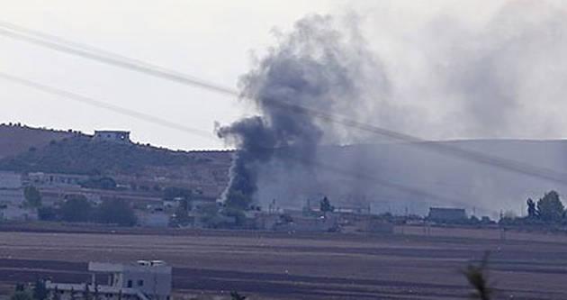 Kobani'nin yüzde 80'i YPG'nin elinde