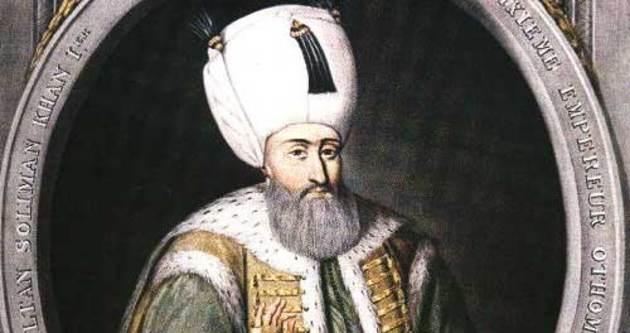 Kanuni Sultan Süleyman'ın mirası ayağa kalkıyor