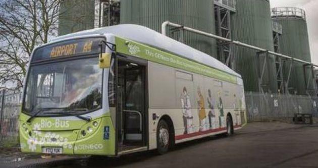 Bio-Bus bugün seferlere başladı