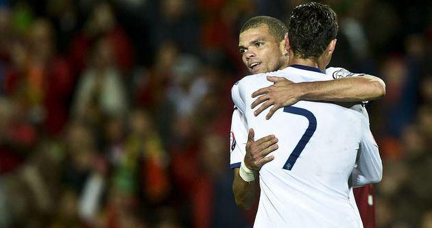 Pepe'ye göre Altın Top Ronaldo'nun olmalı