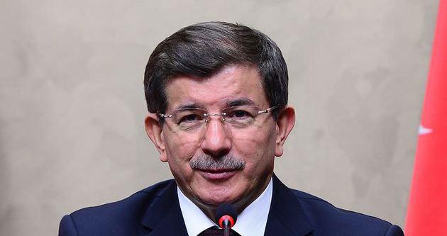 Başbakan Davutoğlu Irak'ta konuştu