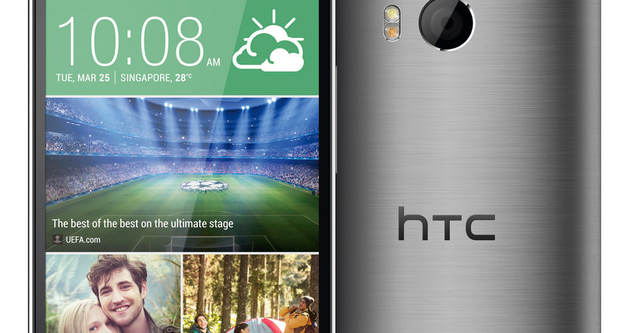 Android Lollipop'lu HTC