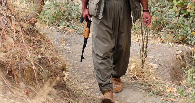 Hakkari'de 1 PKK'lı teslim oldu