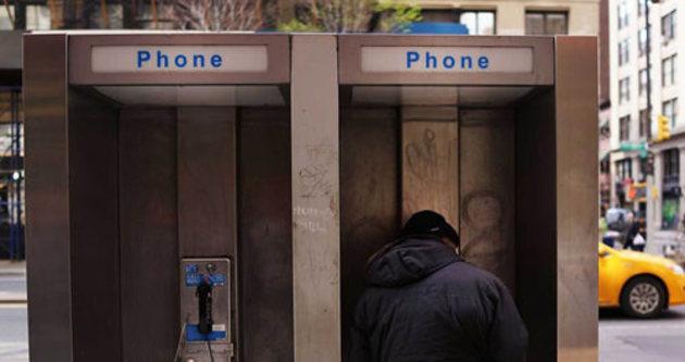 Ankesörlü telefonlar Wi-Fi alanı oluyor